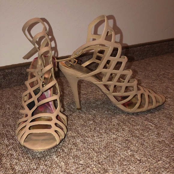 Madden Girl Shoes - Caged heels
